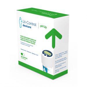 Lit-Control pH Up | Αυξάνει την τιμή του pH των ούρων.
